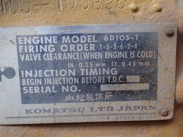 IWASAKI MACHINERY TRADING|DETAILS OF MACHINE